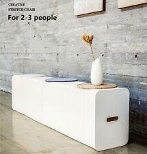 Home furniture Creative stool folding chair fashion Kraft paper stretch chair