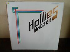 LP 12 - The Hollies – Write On - EX/EX - Polydor – 2374 120 - HOLLAND