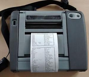 ZEBRA PA400 Portable Label Printer