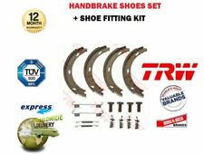 FOR MERCEDES A150 A160 A210 A190 CDI 1997-2012 REAR HANDBRAKE SHOES SET + KIT