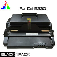 1 PK 5330 Toner Cartridge Compatible for Dell 5330dn Printer FREE SHIPPING!