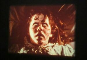 SUPER-8-FILM DER EXORZIST EINTEILER UFA-SCHOCKER ! 120 m COLOR TON OVP EXORCIST