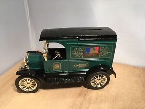1917 FORD MODEL T COIN BANK - ERTL - 1994 MLB 125TH ANNIVERSARY 1:25 SCALE
