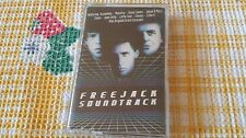 ZZ- CASSETTE FREEJACK - SIN IDENTIDAD - OST - SOUNDTRACK - BSO - RARE -