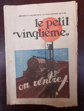 Tintin - Petit Vingtième - n°36 du 08/09/1932  - TBÉ!