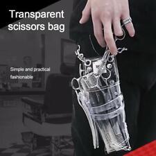 Salon Barber Hairdressing Tool Belt Bag Scissor Pouch Shear Waist Bag Case
