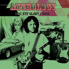 Eric Stewart (10cc) - Anthology: Deluxe Edition (NEW 2CD)