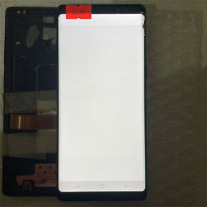 Damaged Working Screen OLED For Samsung Galaxy NOTE8 N950 LCD Display Frame