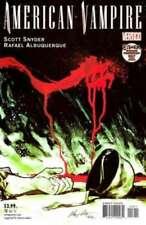 American Vampire #18 (NM) `11 Snyder/ Albuquerque