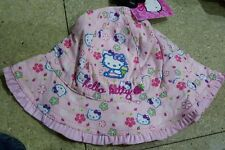 NEW HELLO KITTY LONDON SUN HAT 18 MONTHS-3 YEARS NEW MARKS AND SPENCER