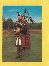 PIPE  MAJOR   THE  QUEEN'S  OWN CAMERON  HIGHLANDERS     , Scotland  ( Ld 33  )