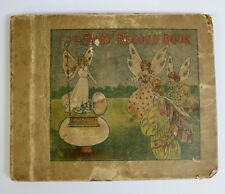 The Fairy Record Book, Vintage Children's Picture Book + 5 Nursery Rhyme Discs