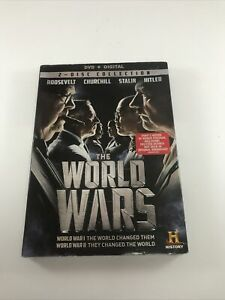 The World Wars [New DVD] Ac-3/Dolby Digital, Dolby, Widescreen