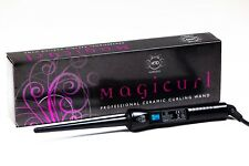H2D MAGICURL ORIGINAL HAIR CURLING WAND TONGS IRON