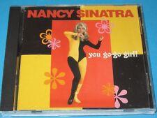 Nancy Sinatra / You Go-Go Girl! - CD