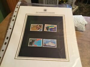 Bahamas Unmounted Mint Stamps (the Commonwealth Collection)
