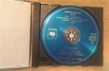 GEORGE MICHAEL - FAITH (CD PROMO HOLOGRAM USA 1987 - BLUE FACE)