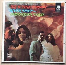 LP/Vinyl - Ike & Tina Turner- River Deep - Mountain High