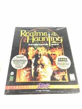 Realms of the Haunting (PC, 1996) Game New and Sealed in Big Box