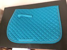 Teal Dover All Purpose Saddle Pad