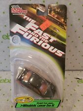 Racing Champions Fast and Furious Series 4   Mitsubishi Lancer Evo IV 1:64