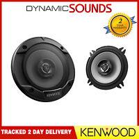 """KENWOOD KFC-S1366 - 5.25"""" INCH 13CM 260W 2 Way Coaxial Car Door Speakers"""