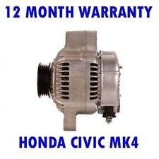 Honda Civic Mk4 Mk IV 1.6 Alternador 1991 1992 1993 1994 1995 1 Año de Garantía