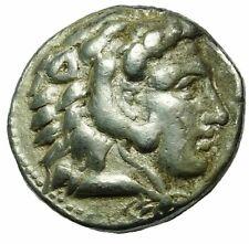 KINGS OF MACEDON, ALEXANDER III 'THE GREAT' AR TETRADRACHM CYPRUS MINT (990T)