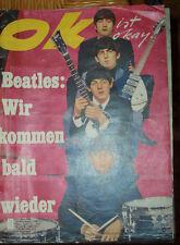 LES BEATLES JUNI 1966<OK >PETULA CLARK JANE FONDA SEAN CONNERY ROMY SCHEI
