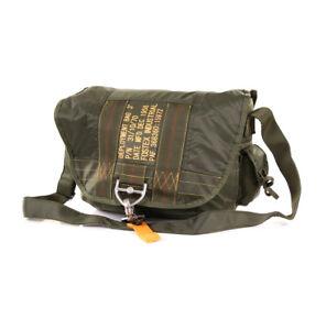 US Army Para Bag Paratrooper Pack Bag Parachute Jumper Army Bag Olive Nam