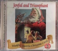 Joyful and Triumphant - Coca Cola (CD, 1999)