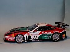 FERRARI 575 GTC ITALY 2ND PLACE GPC Spa-francorchamps 2004 KYOSHO 08393A 1/18
