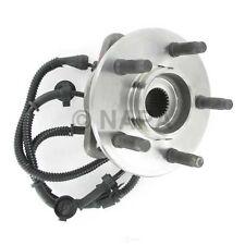 Wheel Bearing and Hub Assembly-4WD, 4-Wheel ABS Front NAPA/BEARINGS-BRG BR930343