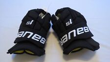"""New listing Lightly Used Bauer Supreme 1S Pro Stock Flyers 14"""" Hockey Gloves! Weise Mx3 2S"""