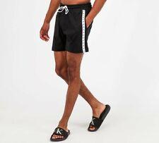 Calvin Klein Swim - Tape Jersey Short (Black) Mens
