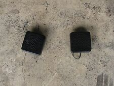 Mercedes 70-73 2 Door & 4 Door Square Floor Speakers OEM