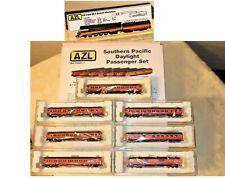 EXTREME RARE AZL Z 1:220 AJIN BRASS SP 1721 GS4 & Non-Brass 70047-1 PassengerSet