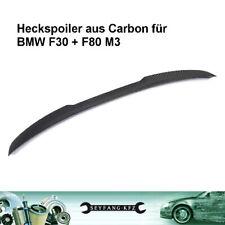 Heckspoiler aus Carbon für BMW F30 F80 M3 Spoiler