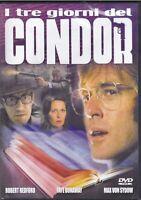 Dvd **I TRE GIORNI DEL CONDOR** con Robert Redford nuovo sigillato 1975