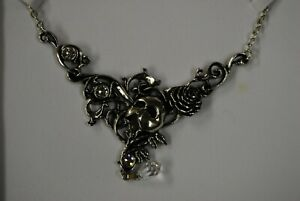 PHANTOM OF THE OPERA NECKLACE NEW OFFICIAL BOXED AS SOLD AT THE THEATRE SHOWS