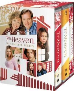 7th Heaven Complete Series, Seasons 1-11