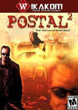 Postal 2 vapeur Digital NO DISC/box ** LIVRAISON RAPIDE! **