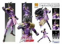 Super Action Statue Figure JoJo Part III 55 Star Platinum Third MEDICOS JAPAN