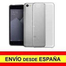 Funda Silicona XIAOMI REDMI NOTE 5A /Y1 LITE Carcasa Transparente ¡España! a2882
