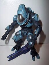 Halo 4 **ELITE RANGER** McFarlane Figure 100% Complete w/ Beam Rifle!!