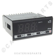 LAE X5 ELECTRONIC DIGITAL TEMPERATURE CONTROLLER LTR-5CSRE-A 230V -40 TO +125 °C