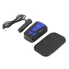 New Car Anti-Police Radar Detector Voice Alert Laser V7 LED Blue OE