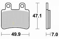 Paire plaquette de frein garniture freinage Yamaha  50 DTR 2004-2011