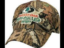Cabela Mossy Oak Break Up Infnity Logo Baseball Cap Hat  Gift NEW