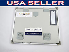 Medical X Ray Cassette 8'' x 10'' With Window Green RAYXMED New  USA